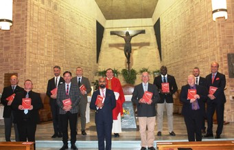 Eleven Students Receive the Ministry of Lector