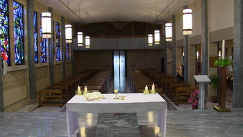 Chapel Video marks Ascension Day