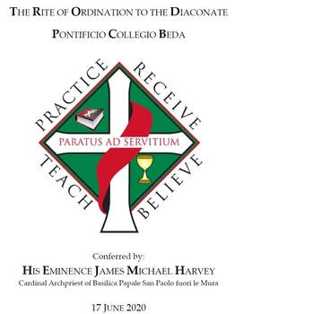 Final Preparations for Diaconate Ordinations