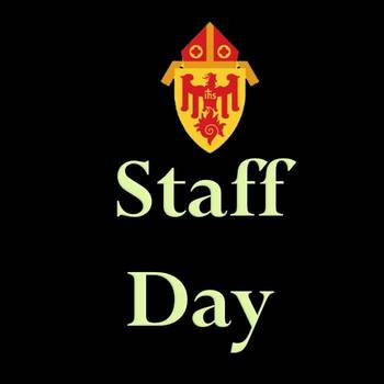 Staff Day - Registration is Required