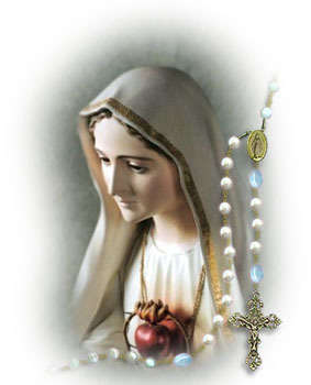 St. Emily - The Blessed Virgin Mary, Week 1