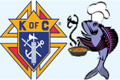 KOC Fish Fry: 15 N. Hickory Ave. Arlington Heights