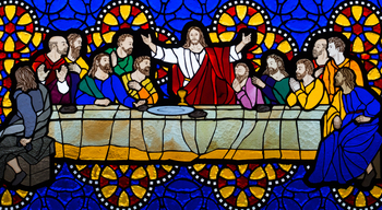 Holy Thursday: The Lord's Supper Mass: Transfiguration Church (Wauconda, IL)