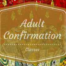 Classes - Adult Confirmation: Vicariate 1: Deanery D, E, F