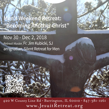 Men's Retreat: Becoming Another Christ