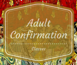 Please check event status -Preparation Classes: Adult Confirmation: St. Francis deSales
