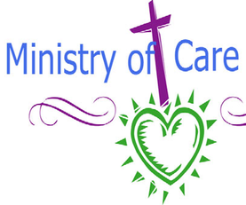 Ministry of Care Training - FOR NEW MINISTERS OF CARE