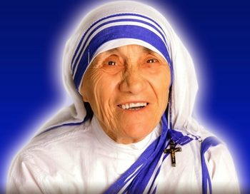 An Evening with St. Mother Theresa - Click Title for Link