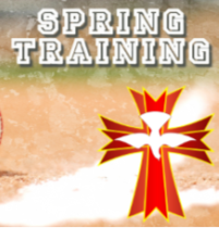 Please check EVENT status - Spiritual Spring Training for Men