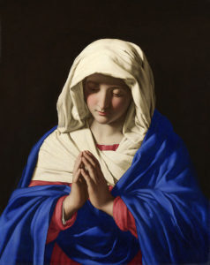 Mary: Woman of Great Courage and Character - Trust Like Mary