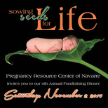 Sowing Seeds For Life Dinner