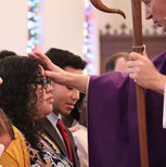 Adult Confirmation at the Co-Cathedral of St. Thomas More
