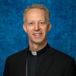 Bishop Wack gives an important update to the diocese in a video message