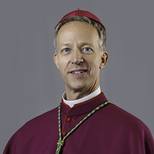 Letter from Bishop Wack regarding diocesan protocol update