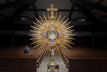 Advent Eucharistic Adoration