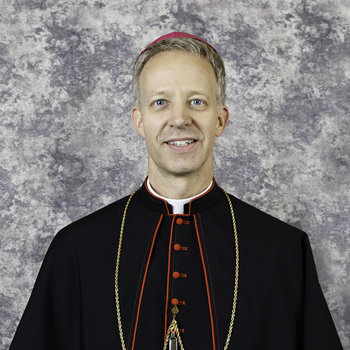 Ordination and Installation of Bishop-Elect William Wack, CSC