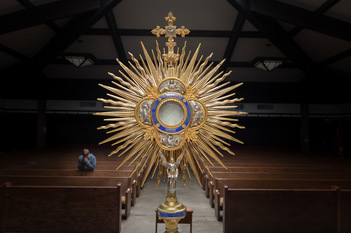 20th Anniversary of Perpetual Adoration at Blessed Sacrament, Tallahassee