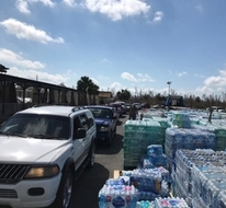 Hurricane Michael Spurs Catholics to Action