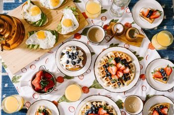 Sunday Brunch for Young Adults