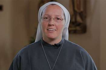 Sister Rita Clare, campus minister at the Co-Cathedral in Tallahassee, featured on FOX News