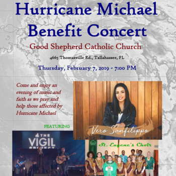 Hurricane Michael Benefit Concert