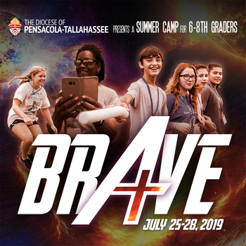 "Amplify Summer Camp 2019 - ""Brave"""