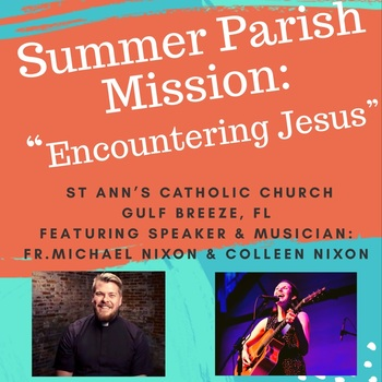 Summer Parish Mission