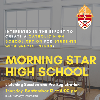 Morning Star High School Listening Session