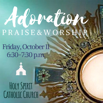 Adoration with Praise and Worship