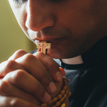 Pray the Rosary and the Divine Mercy Chaplet with Bishop Wack during 40 Days for Life