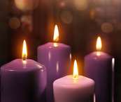 An Advent message and prayer from Bishop Wack