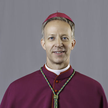 A letter from Bishop Wack regarding the Plenary Indulgence from Pope Francis