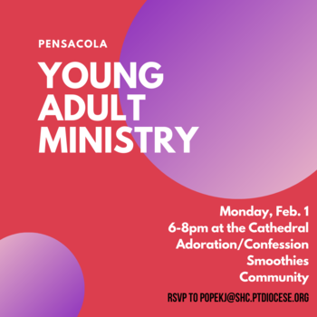 Pensacola Young Adults Gathering