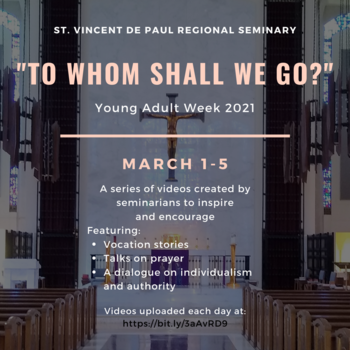 Young Adult Virtual Retreat