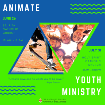 Animate Youth Ministry