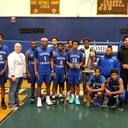 Trenton Catholic boys basketball hangs to beat West Catholic for ESCIT title