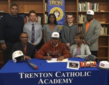 Blake Ebo, Trenton Catholic baseball standout, commits to Pacific