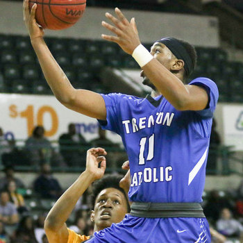 Trenton Catholic boys tighten D in win over Nottingham