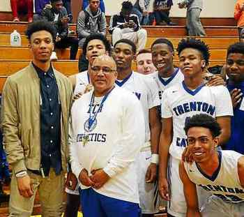 Malachi Richardson returns to Trenton Catholic Academy