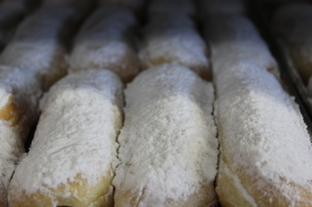 Beloved bakery changes hands after 90 years (cream donuts are the same!)
