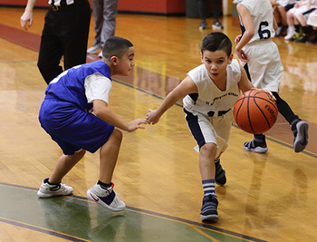 Strong showing for all ages in CYO basketball championships