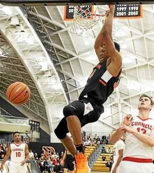 Princeton's Richmond Aririguzoh earning his stripes both on and off the court