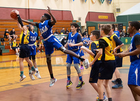 St. Gregory the Great and TCA dominate in CYO playoff championships