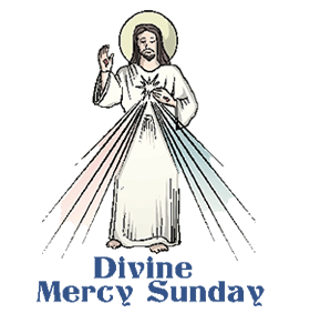 Divine Mercy Sunday - April 23