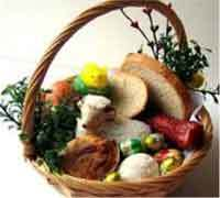 Blessing of Easter Food - April 15