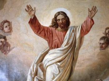 Ascension Thursday - Today (May 25)