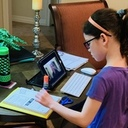 St. Mary's Catholic School Adapts to Online Learning with Ease