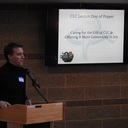 Fr. Trevor Scott S.J. Leads World CLC Day of Prayer in NY