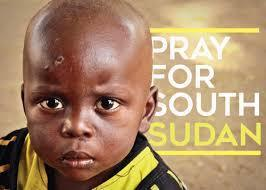 Prayer Alert: Let us join in prayer with our sisters and brothers in South Sudan.