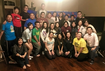 21 Vietnamese Young Adults Gather for a Successful SEED Retreat hosted by Houston CLC